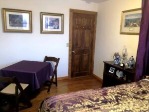 French Lavender room