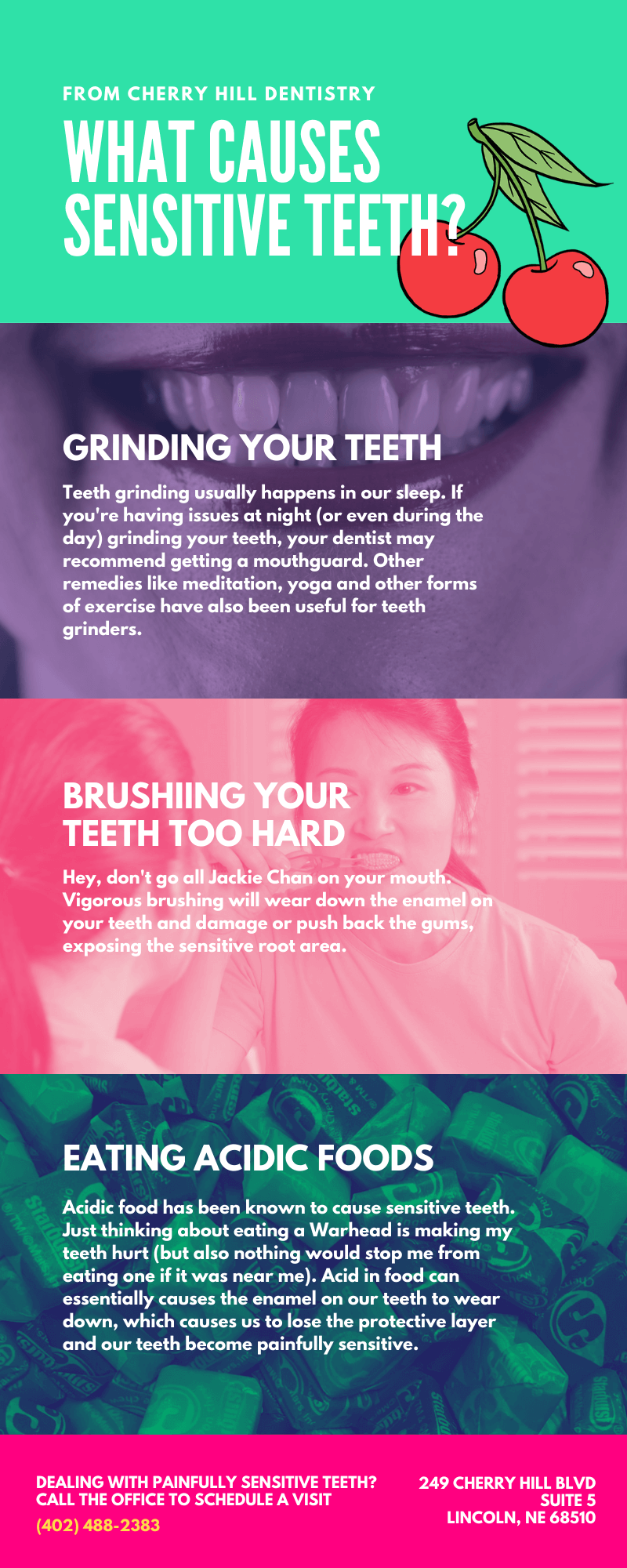 WHAT CAUSES SENSITIVE TEETH (1)