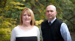 Janice Adams and Josh Adams