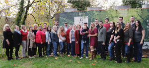 Valley Contax Company team