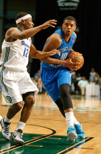 Texas Legends Guard RICKY LEDO