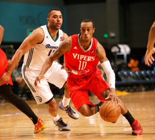 Rio Grande Valley Viper Guard JARVIS THREATT