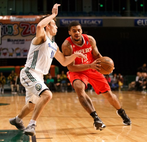 Rio Grande Valley Viper Guard GLEN RICE JR