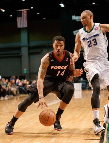 Sioux Falls Skyforce Guard MARKEITH CUMMINGS