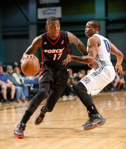 Sioux Falls Skyforce Forward FUQUAN EDWIN
