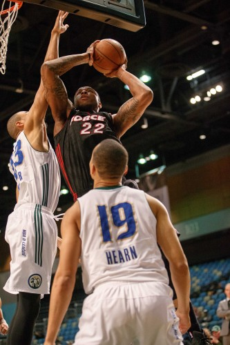 Sioux Falls Skyforce Forward SHAWN JONES