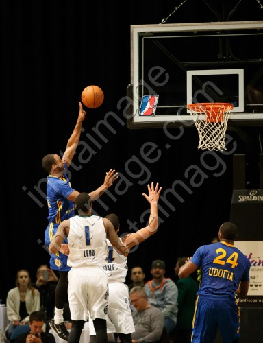 Santa Cruz Warrior Guard ELLIOT WILLIAMS (7)
