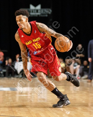 Fort Wayne Mad Ant Guard WALTER LEMON, JR. (15)