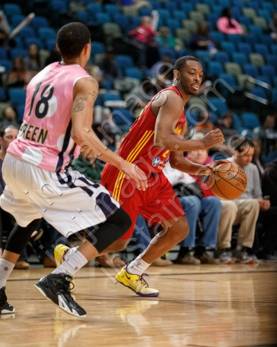 Fort Wayne Mad Ant Guard XAVIER THAMES (21)