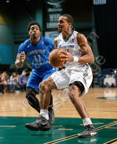 Reno Bighorn Guard CLIFF HAMMONDS (21)