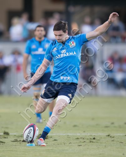 Italy Rugby's CARLO CANNA (10)