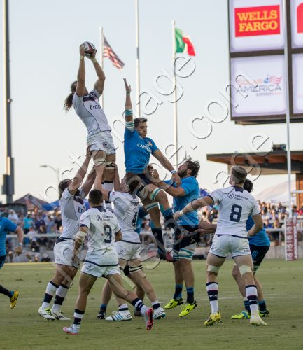USA Rugby's Captain TODD CLEVER (7)