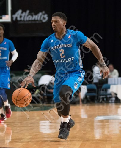 Texas Legends Guard PATRICK MILLER (2)