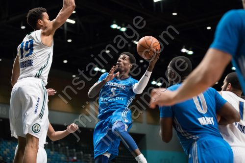 Texas Legends Guard MANNY HARRIS (5)