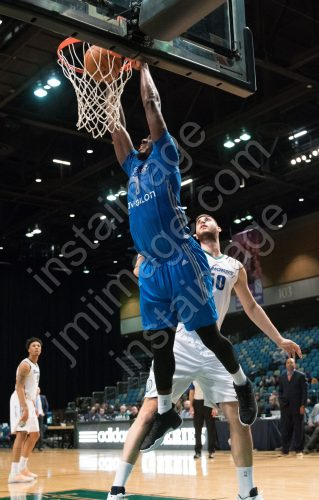 Texas Legends Forward JAMEEL WARNEY (0)