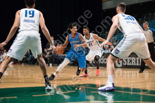 Oklahoma City Blue Guard CAMERON PAYNE (22)