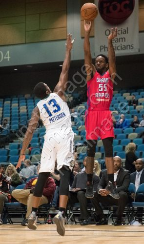 Grand Rapids Drive Guard KEVIN MURPHY (55)