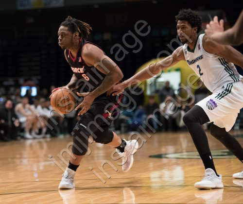 Sioux Falls Skyforce Guard HENRY WALKER (6)