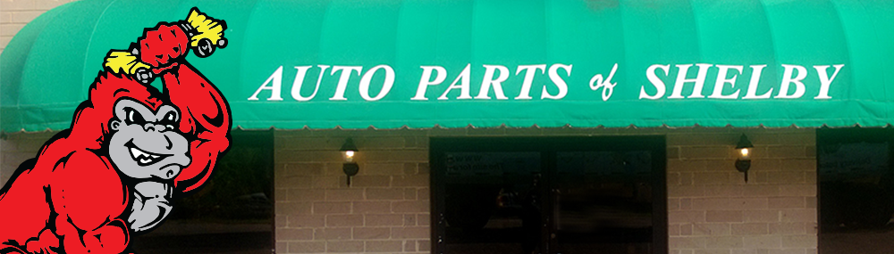 Auto Parts of Shelby