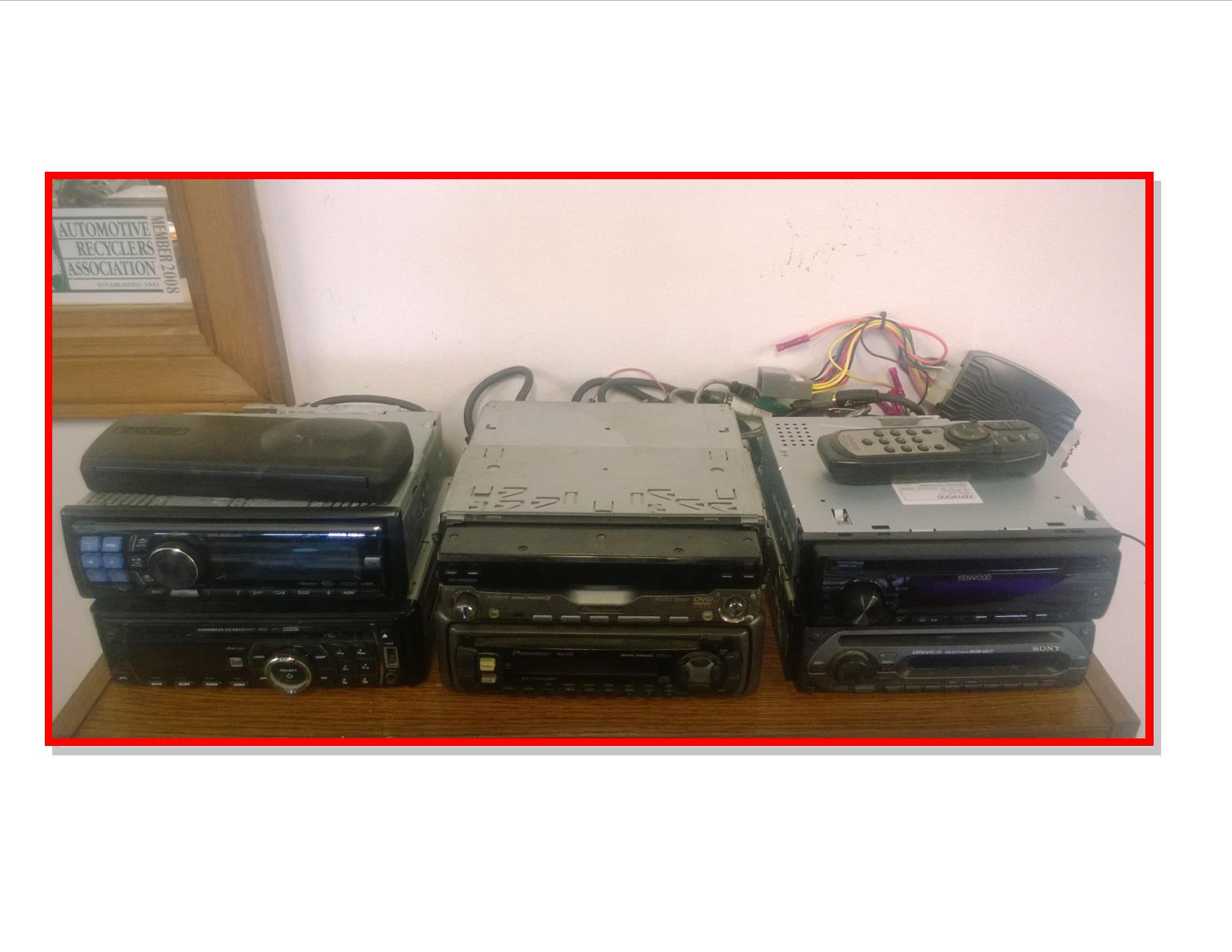 Vehicle Audio Systems
