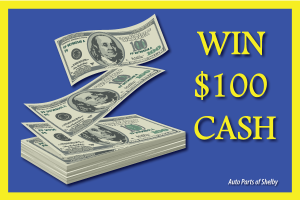 Enter Our Contest for a Chance to Win $100 CASH