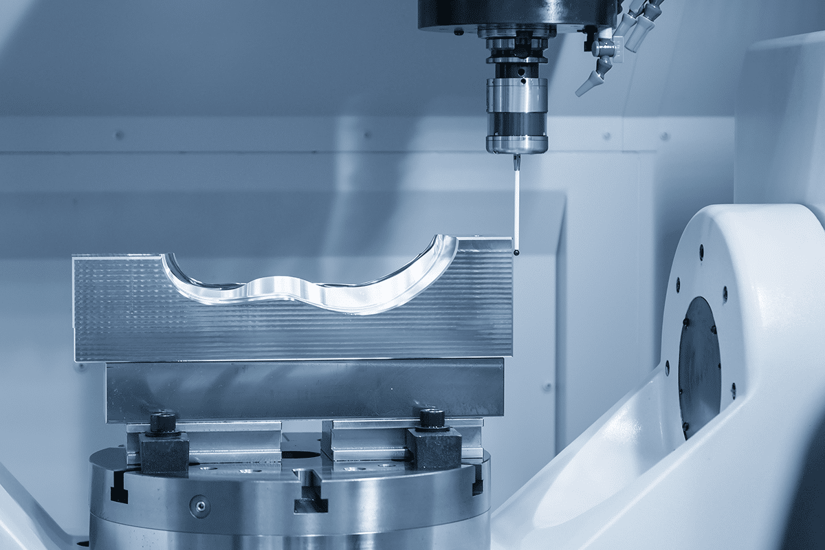 Multi-machining operations can be checked at each step