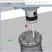 Kinematic Probe Spindle Indexing
