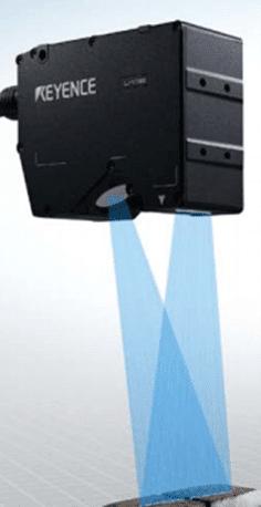 Keyence LJ-V7000 series blue light laser