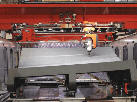 On-machine metrology from CappsNC Drive Thermwood large-scale AM