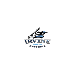 Irvine Girls Softball Logo