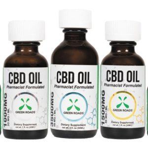 Green Roads CBD Oils Collection