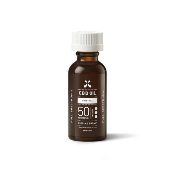 GR 1500 Tincture bottle