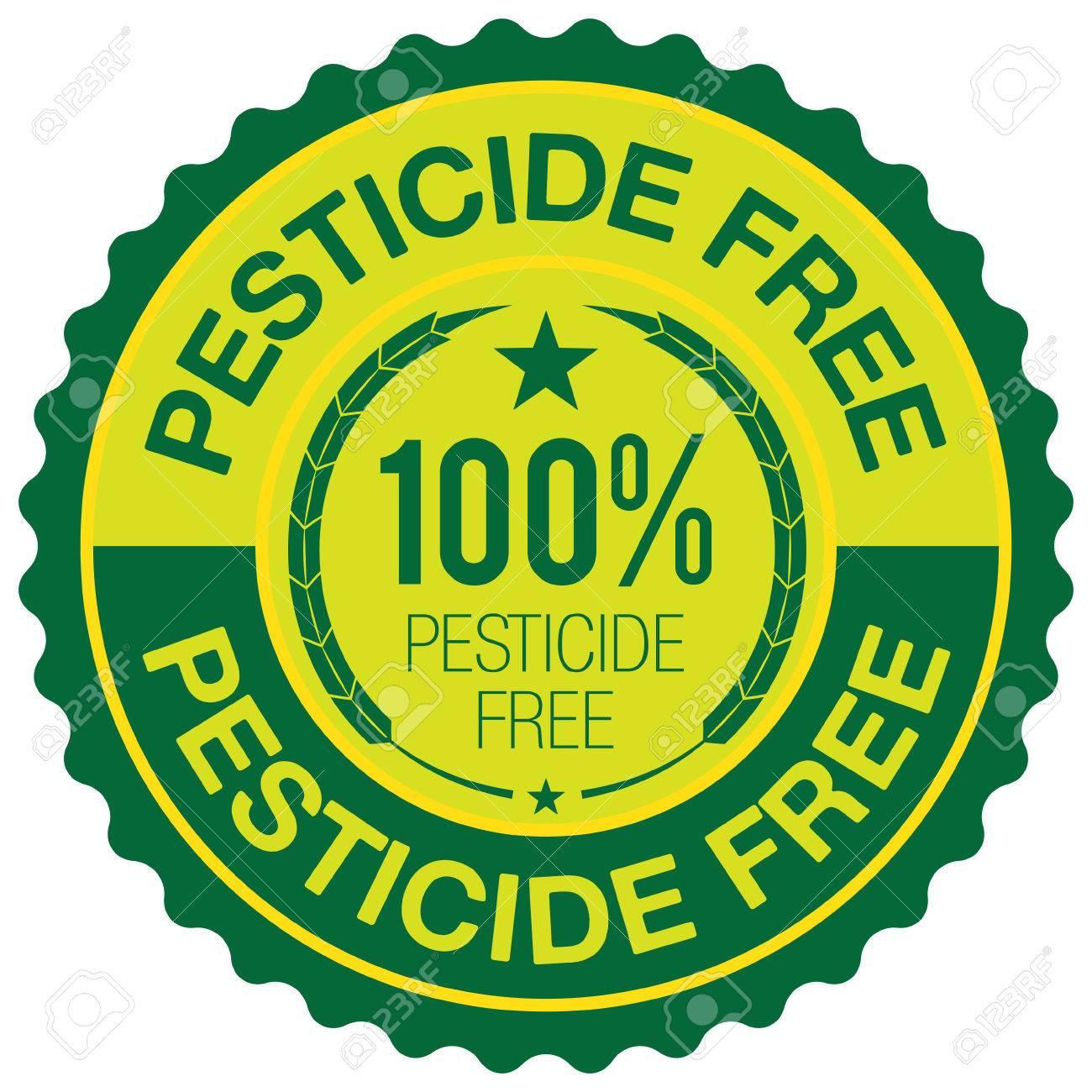 Pesticide Free