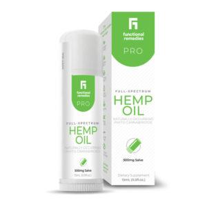 Functional Remedies Hemp Oil Salve