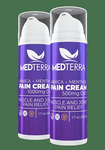 medterra cbd pain cream