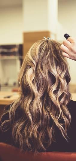 Women's Haircut - bayalage