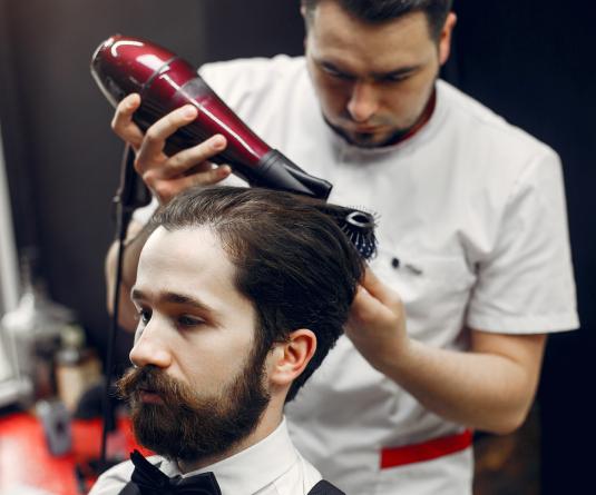 Blow Dry Men's Hair Makeover Tips In White Plains | Igor M Salon