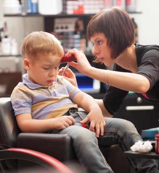 Short Layers With Medium Bangs | Kids Hairstyles | Igor M Salon