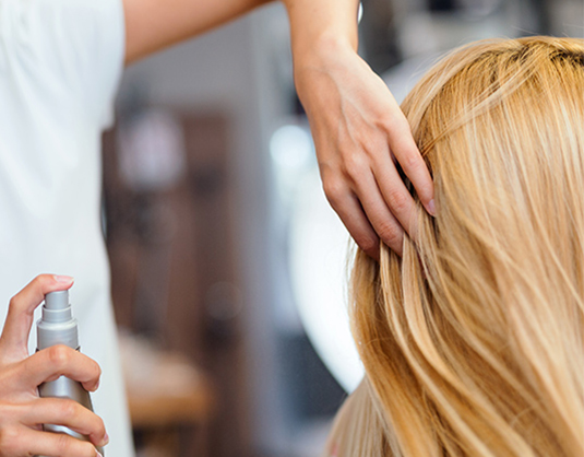 Single Process Coloring: Blonde, Brown, Black , Dark Hair Makeover