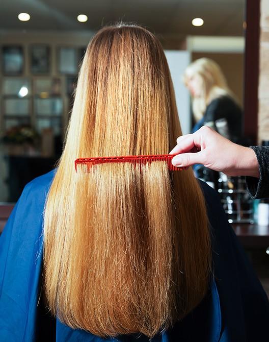 Layered Haircut