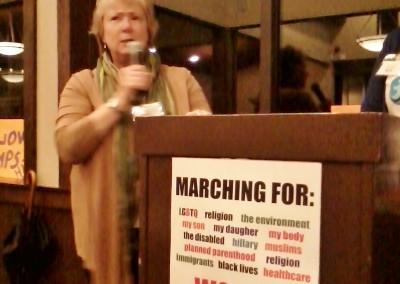 Democratic Women of South Orange County 2/6/17