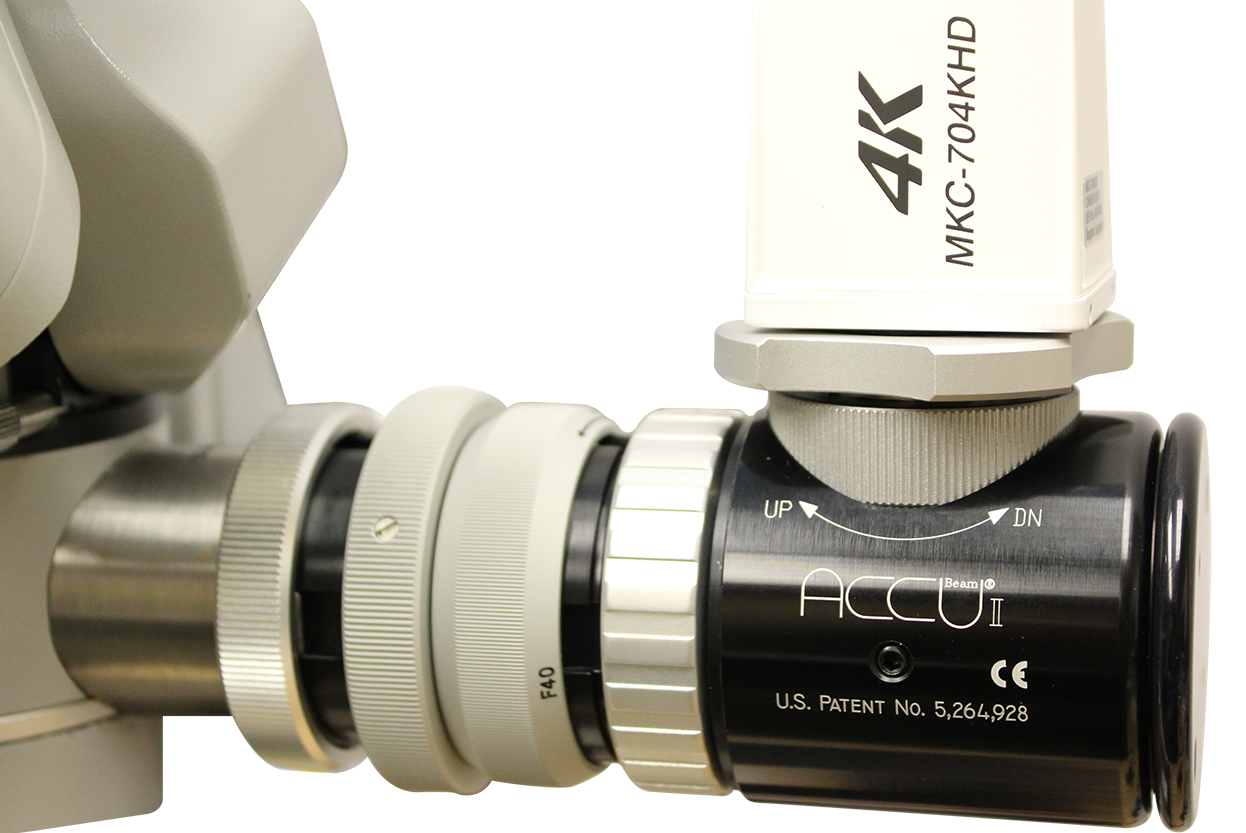Ikegami MKC-704k on Universal Video Adapter