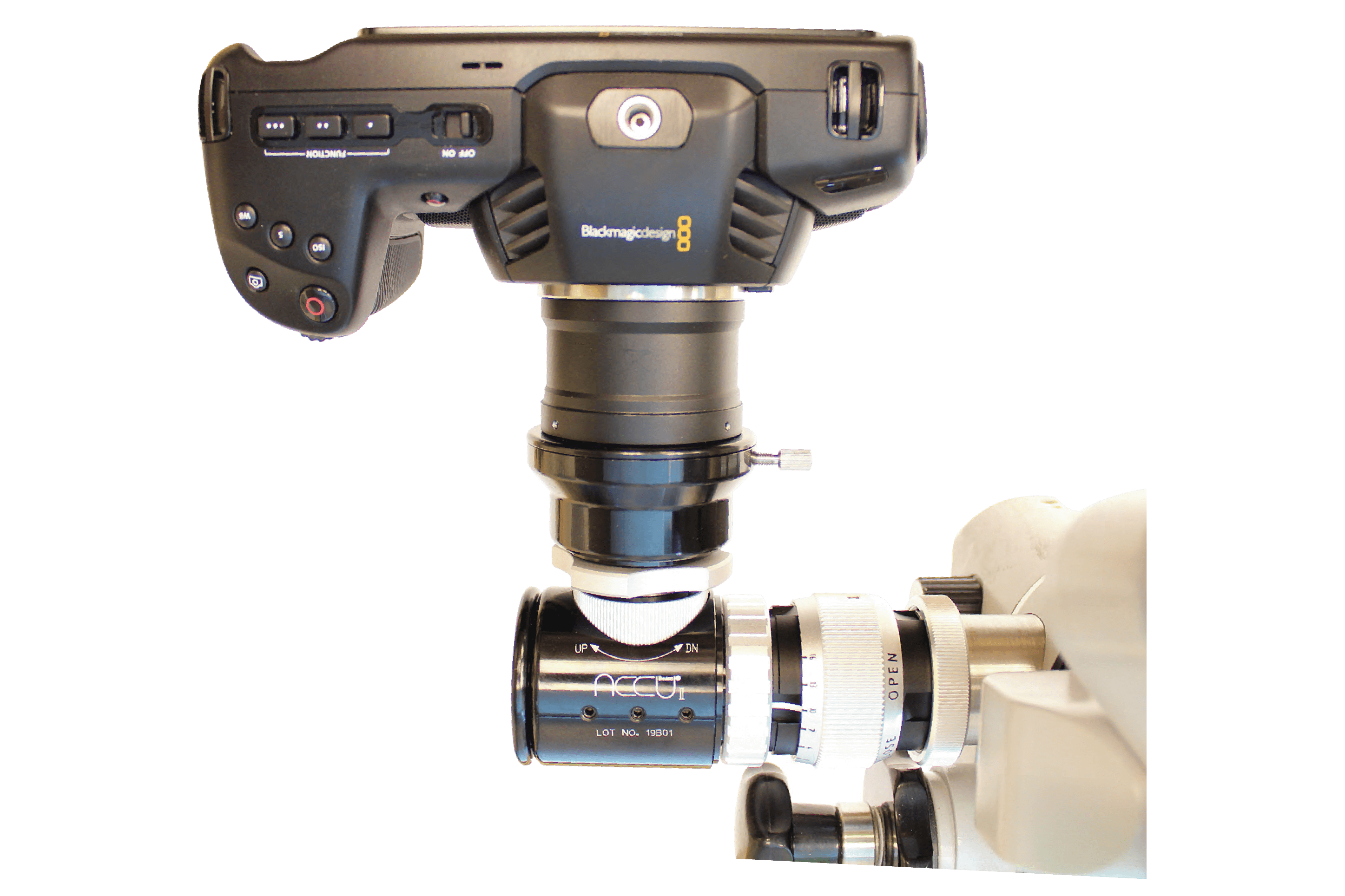 Blackmagic SLR Adapter