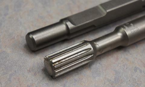 Spline Shank Hammer Drill Bit