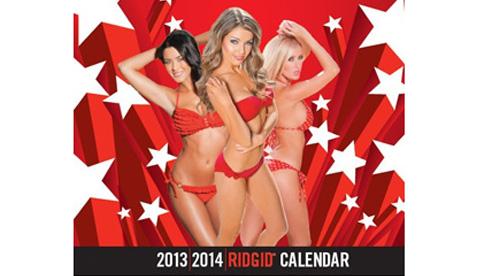 Ridgid Calendars