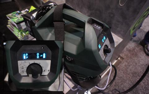 Greenlee Cordless Pump