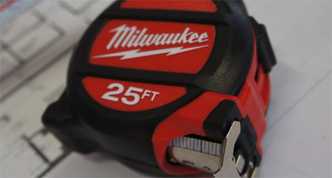 Milwaukee Tape Measure
