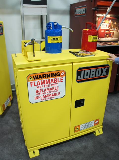 Jobox Safety Cabinet