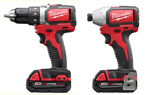 Milwaukee M18 Compact