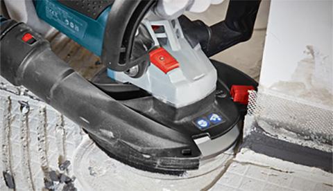 Concrete Surface Grinder
